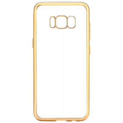Buy GOLDEN TPU Case for Samsung Galaxy S8 for $5.64 in GearBest store