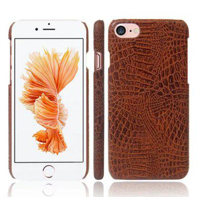 Alligator Grain Design Cover Case for iPhone 7iPhone Cases/Covers<br>Alligator Grain Design Cover Case for iPhone 7<br><br>Features: Back Cover<br>Material: PC<br>Package Contents: 1 x Phone Cover Case<br>Package size (L x W x H): 17.50 x 10.50 x 2.00 cm / 6.89 x 4.13 x 0.79 inches<br>Package weight: 0.0460 kg<br>Product size (L x W x H): 13.90 x 6.90 x 0.90 cm / 5.47 x 2.72 x 0.35 inches<br>Product weight: 0.0140 kg<br>Style: Solid Color