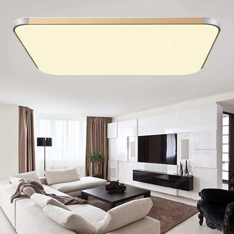 BRELONG LED Luce da Soffitto Quadrata Moderna da 100 - 240V