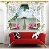 DSU Seascape 3D Wall Sticker Wallpaper