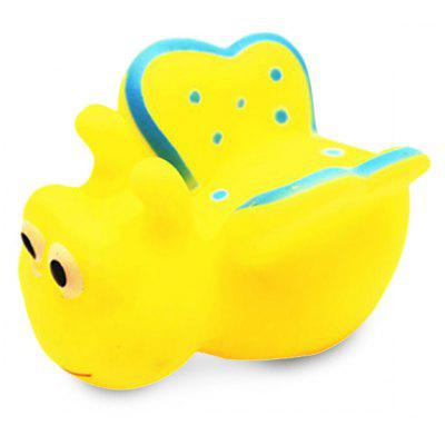 Cute Bee Style Vinyl Sound Toy