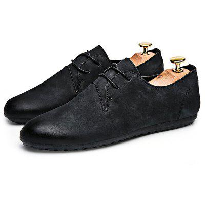 Special Handcrafted Flat Soles Shoes for Men