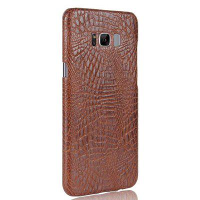 Alligator Grain Design Cover Case for Samsung Galaxy S8 Plus