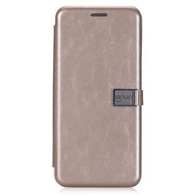 LENUO PU Full Body Mobile Case for Samsung Galaxy S8 Plus