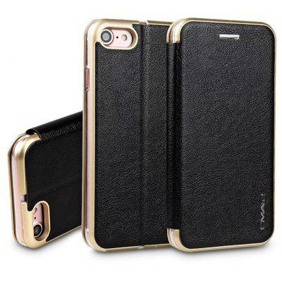 PU Leather Durable Cover Case for iPhone 7 Plus