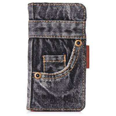 Jean Style Cover Case for iPhone 7