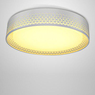 Modern Simple Acrylic Round LED Ceiling Lamp 220V