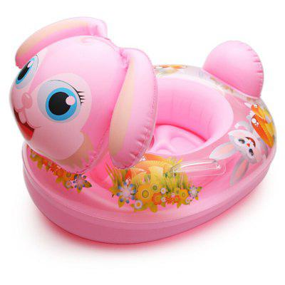 Monkey Pattern Inflatable Swim Ring