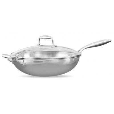 Mi Home Healthy Stainless Steel Saute Pan