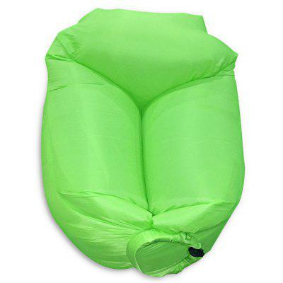 Portable Outdoor Inflatable Lounger Air Couch Soft Sofa