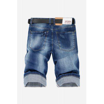 Chic Men Straight Leg Jeans ShortsMens Shorts<br>Chic Men Straight Leg Jeans Shorts<br><br>Material: Cotton, Spandex<br>Package Contents: 1 x Shorts<br>Package size: 30.00 x 35.00 x 2.00 cm / 11.81 x 13.78 x 0.79 inches<br>Package weight: 0.4900 kg<br>Product weight: 0.4500 kg