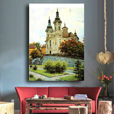 City Landscape Printing Canvas Wall Decoration