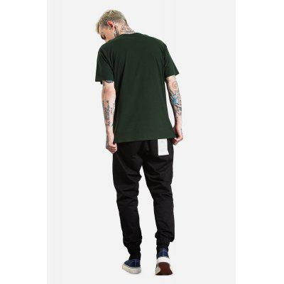 Men Ankle-tied Pockets PantsMens Pants<br>Men Ankle-tied Pockets Pants<br><br>Material: Cotton, Spandex<br>Package Contents: 1 x Pants<br>Package size: 20.00 x 20.00 x 2.00 cm / 7.87 x 7.87 x 0.79 inches<br>Package weight: 0.4600 kg<br>Product weight: 0.4200 kg