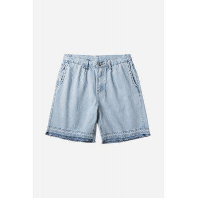 Fashion Men Cargo Jeans Shorts