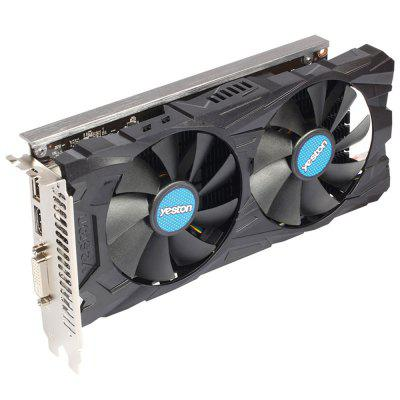 Yeston Radeon RX 460 GPU 4GB Gaming Graphics CardsGraphics &amp; Video Cards<br>Yeston Radeon RX 460 GPU 4GB Gaming Graphics Cards<br><br>Brand : Yeston<br>Model: RX 460<br>Package size: 25.00 x 13.00 x 6.00 cm / 9.84 x 5.12 x 2.36 inches<br>Package weight: 0.9200 kg<br>Packing List: 1 x GDDR5 Graphics Card<br>Product size: 22.30 x 10.90 x 4.30 cm / 8.78 x 4.29 x 1.69 inches<br>Product weight: 0.7500 kg<br>Supports System: Windows 10 64bit, Win7 64, Ubuntu 16.04 64bit