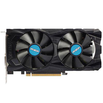 Yeston RX460 - 4G 6000MHz 128bit GDDR5 Placa Gráfica