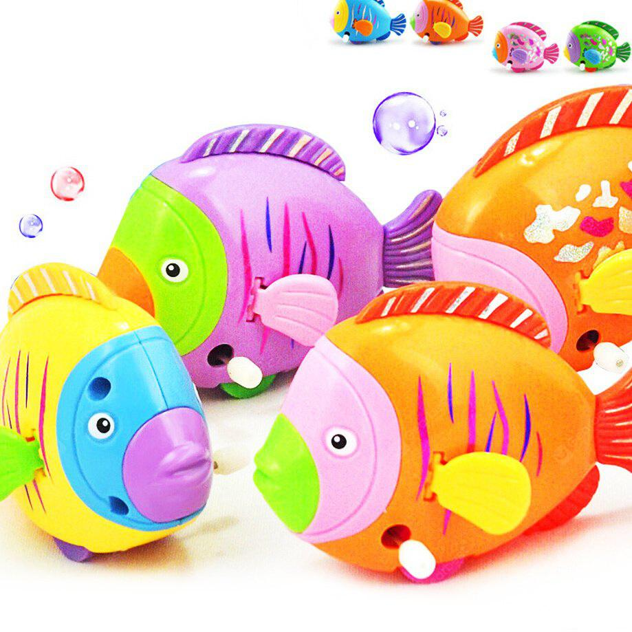 Lovely Fish Shape Wind-up Toy