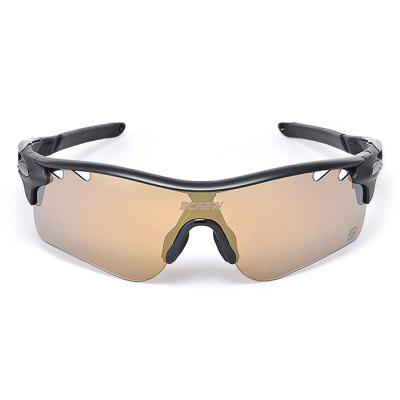 SENLAN 9181 Non-polarized Detachable PC Lens Glasses