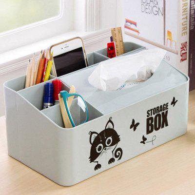 Multifunktionale Desktop Creative Papier Handtuch Box