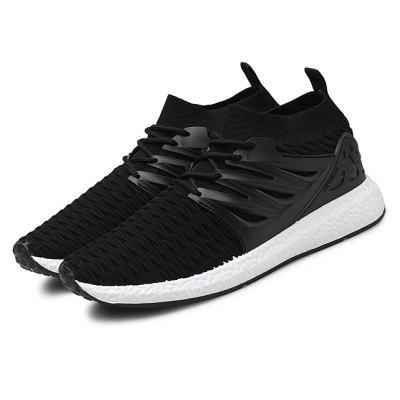Men Fashion Fabric Sneakers