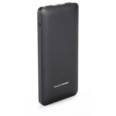 HILLO POWER Z2 10000mAh Dual USB Portable Power Bank