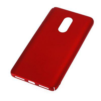 ASLING PC Hard Matte Phone Case for Xiaomi Redmi Note 4Cases &amp; Leather<br>ASLING PC Hard Matte Phone Case for Xiaomi Redmi Note 4<br><br>Brand: ASLING<br>Compatible Model: Redmi Note 4<br>Features: Anti-knock, Back Cover<br>Mainly Compatible with: Xiaomi<br>Material: PC<br>Package Contents: 1 x Phone Case<br>Package size (L x W x H): 21.00 x 11.50 x 2.70 cm / 8.27 x 4.53 x 1.06 inches<br>Package weight: 0.0550 kg<br>Product Size(L x W x H): 15.20 x 7.80 x 0.90 cm / 5.98 x 3.07 x 0.35 inches<br>Product weight: 0.0140 kg<br>Style: Cool, Solid Color, Modern