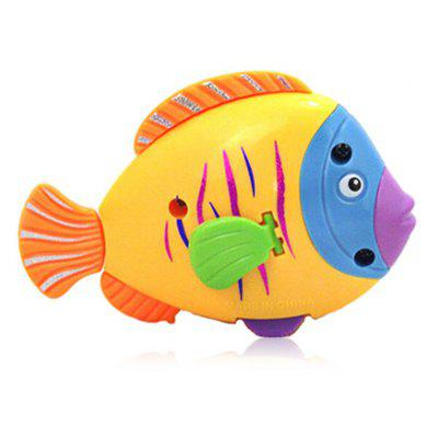 Bath Toys Wind UP Swimming Fish Model