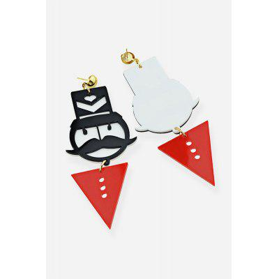 Women Creative Old Man with Beard EarringsEarrings<br>Women Creative Old Man with Beard Earrings<br><br>Fabric: Others<br>Jewelry Silhouette: Stud<br>Occasions: Casual, Party<br>Package Contents: 1 x Pair of Earrings, 1 x Box<br>Package size (L x W x H): 8.40 x 5.00 x 2.40 cm / 3.31 x 1.97 x 0.94 inches<br>Package weight: 0.1800 kg<br>Product weight: 0.1400 kg<br>Style: Fashion<br>Type: Earrings