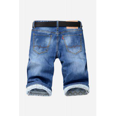 Popular Men Straight Leg Jeans ShortsMens Shorts<br>Popular Men Straight Leg Jeans Shorts<br><br>Material: Cotton, Spandex<br>Package Contents: 1 x Shorts<br>Package size: 30.00 x 35.00 x 2.00 cm / 11.81 x 13.78 x 0.79 inches<br>Package weight: 0.4900 kg<br>Product weight: 0.4500 kg