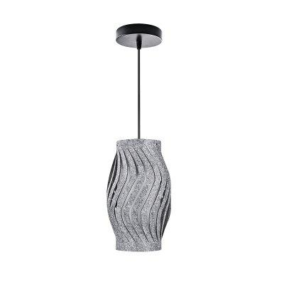 Modern Knitting Non-woven Pendant LightPendant Light<br>Modern Knitting Non-woven Pendant Light<br><br>Battery Included: No<br>Bulb Base: E27<br>Bulb Included: No<br>Dimmable: No<br>Features: Eye Protection<br>Light Direction: Downlight<br>Number of Bulb: 1 Bulb<br>Number of Bulb Sockets: 1<br>Package Contents: 1 x Pendant Light<br>Package size (L x W x H): 37.00 x 15.00 x 37.00 cm / 14.57 x 5.91 x 14.57 inches<br>Package weight: 0.6400 kg<br>Product weight: 0.3500 kg<br>Remote Control Supported: No<br>Shade Material: Cloth<br>Style: Modern/Contemporary<br>Suggested Room Size: 20 - 30?<br>Suggested Space Fit: Bedroom,Cafes,Dining Room,Girls Room,Kids Room,Kitchen,Living Room,Study Room<br>Type: Pendant Light<br>Voltage ( V ): 110-120<br>Wattage (W): 40W