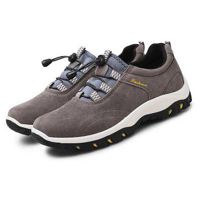 Fashion Suede Outdoor Hiking Shoes for Men