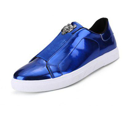 Men Fashion Casual Skateboarding Shoes