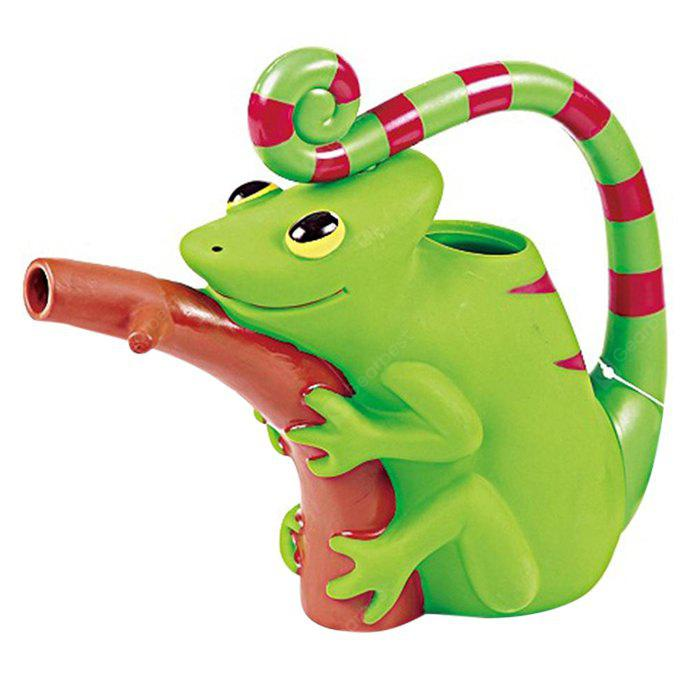 Chameleon Style Plastic Watering Pot Toy