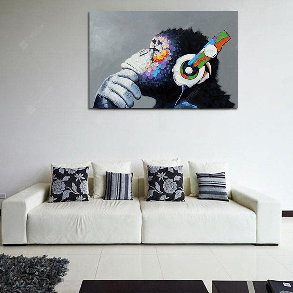 Canvas Print Painting Modern Colorful Music Home Decoration