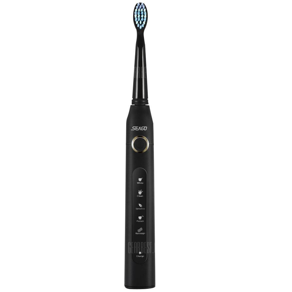 SEAGO SG - 507 Electric Rechargeable Sonic Toothbrush