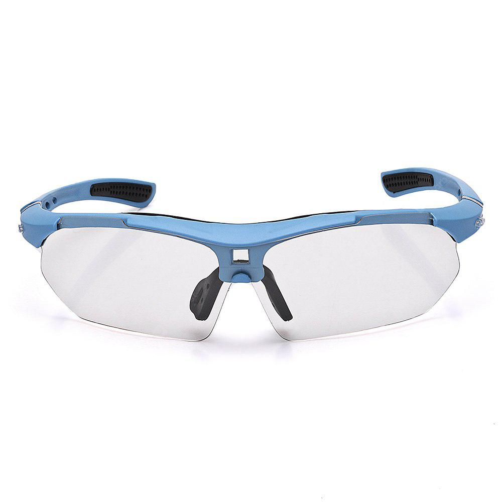 Windproof Protective Unisex  Sunglasses with PC Lens