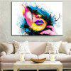 Canvas Print Painting Colorful Beauty Home Decoration - COLORFUL