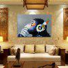 Canvas Print Painting Modern Colorful Music Home Decoration - COLORFUL
