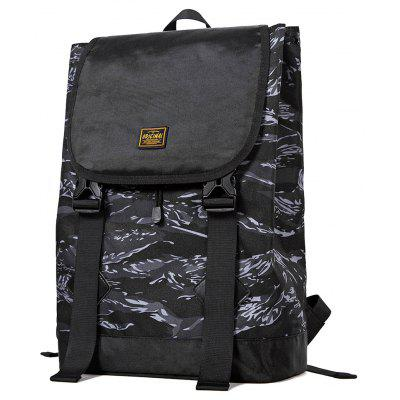 Outdoor Fashion Camouflage Backpack for Men