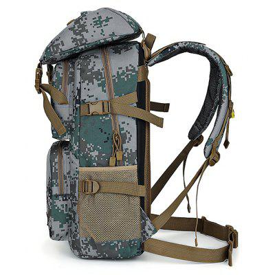 Buy DIGITAL CAMOUFLAGE Outdoor Large Capacity Water-resistant Sport Backpack for Climbing / Hiking for $33.99 in GearBest store