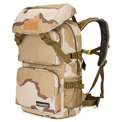 Buy MARPAT DESERT Outdoor Large Capacity Water-resistant Sport Backpack for Climbing / Hiking for $33.99 in GearBest store
