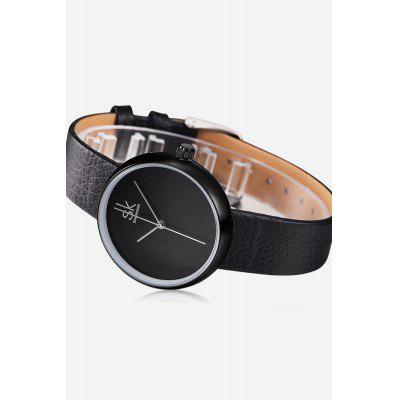Female Genuine Leather Band Water Resistance Quartz WatchWomens Watches<br>Female Genuine Leather Band Water Resistance Quartz Watch<br><br>Band material: Genuine Leather<br>Band size: 21 x 1.5cm<br>Case material: Alloy<br>Clasp type: Pin buckle<br>Dial size: 3.3 x 3.3 x 1cm<br>Display type: Analog<br>Movement type: Quartz watch<br>Package Contents: 1 x Watch, 1 x Box<br>Package size (L x W x H): 28.00 x 8.00 x 3.50 cm / 11.02 x 3.15 x 1.38 inches<br>Package weight: 0.0950 kg<br>Product size (L x W x H): 21.00 x 3.30 x 1.00 cm / 8.27 x 1.3 x 0.39 inches<br>Product weight: 0.0450 kg<br>Shape of the dial: Round<br>Watch mirror: Mineral glass<br>Watch style: Classic<br>Watches categories: Women<br>Water resistance: 30 meters