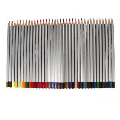 Mingyun 36 Colors Oil Colored Pencil Non-toxic for Drawing