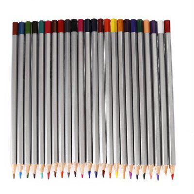 Mingyun 24 Colors Oil Colored Pencil Non-toxic for Drawing