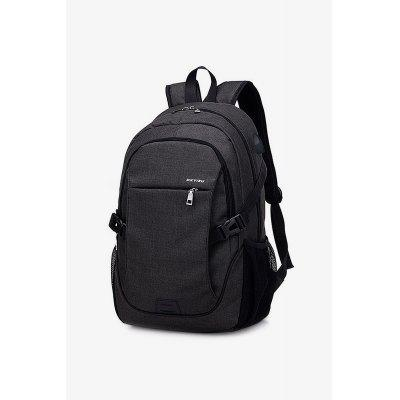 Leisure Business Laptop Computer Backpack for MenBackpacks<br>Leisure Business Laptop Computer Backpack for Men<br><br>Features: Wearable<br>Gender: Men<br>Material: Canvas<br>Package Size(L x W x H): 40.00 x 33.00 x 15.00 cm / 15.75 x 12.99 x 5.91 inches<br>Package weight: 0.7500 kg<br>Packing List: 1 x Backpack<br>Product weight: 0.6900 kg<br>Style: Casual, Fashion<br>Type: Backpacks
