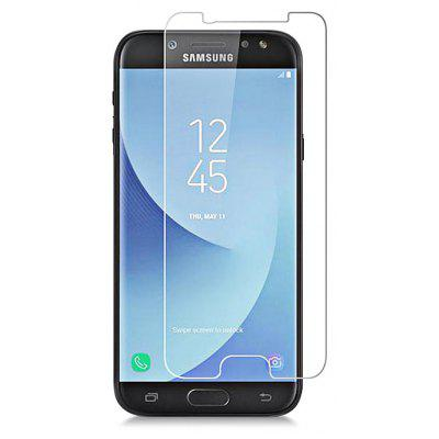 Naxtop 2pcs Tempered Glass Film for Samsung Galaxy J7 ( 2017 )