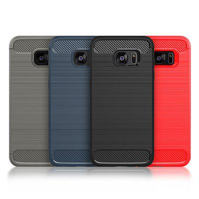 ASLING Durable Soft Phone Cover for Samsung Galaxy S7 EdgeSamsung S Series<br>ASLING Durable Soft Phone Cover for Samsung Galaxy S7 Edge<br><br>Brand: ASLING<br>Compatible for Samsung: Samsung Galaxy S7 Edge<br>Features: Back Cover<br>For: Samsung Mobile Phone<br>Material: Carbon Fiber, TPU<br>Package Contents: 1 x Phone Cover<br>Package size (L x W x H): 21.70 x 12.00 x 0.80 cm / 8.54 x 4.72 x 0.31 inches<br>Package weight: 0.0350 kg<br>Product size (L x W x H): 15.20 x 7.40 x 0.10 cm / 5.98 x 2.91 x 0.04 inches<br>Product weight: 0.0220 kg<br>Style: Special Design