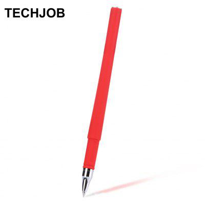 TECHJOB 381 0.35mm Ballpoint Pen for Office School Supplies