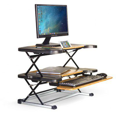 S1 Laptop Adjustable Desk Computer Stand Table