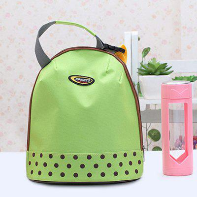 Cute Dot Picnic Lunch Bag